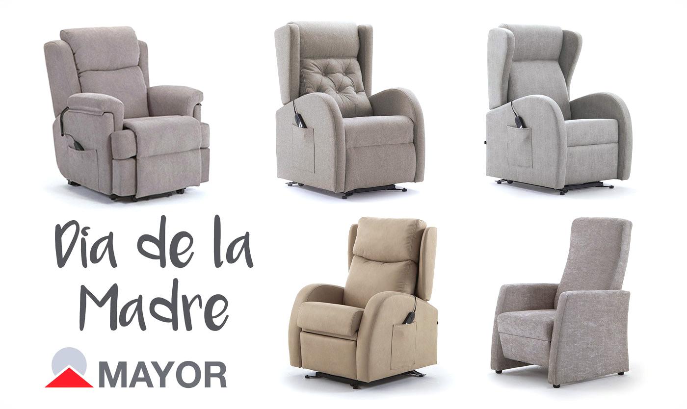 Sillón relax Mayor Tapizados